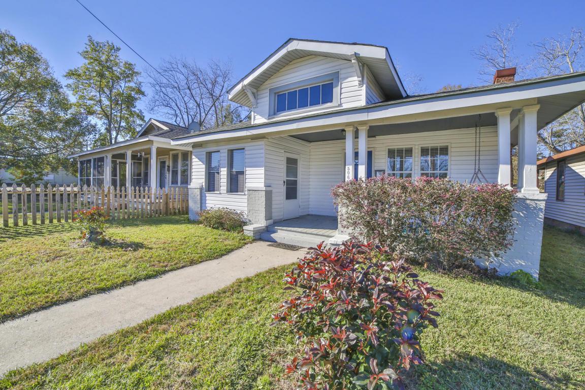 506 S 17th Street, Wilmington, NC 28401 (MLS #100033047) :: Century 21 Sweyer & Associates
