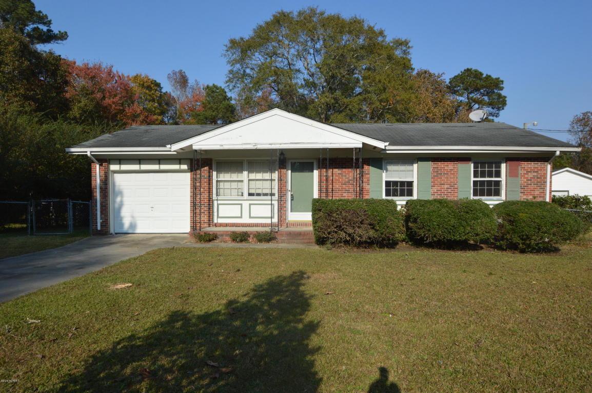 27 Cornell Drive, Jacksonville, NC 28546 (MLS #100033089) :: Century 21 Sweyer & Associates
