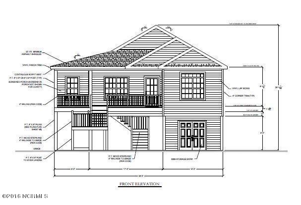 231 Gerda Avenue, Holden Beach, NC 28462 (MLS #100033170) :: Century 21 Sweyer & Associates