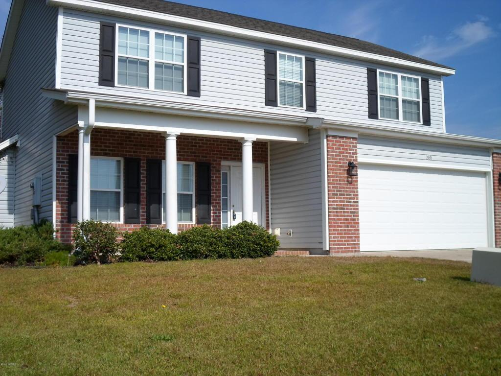 200 Bonanza Drive, Richlands, NC 28574 (MLS #100033199) :: Century 21 Sweyer & Associates