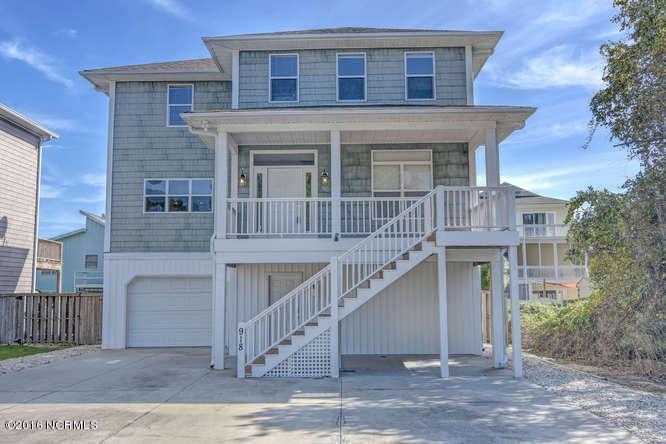 918 Salt Water Lane, Carolina Beach, NC 28428 (MLS #100033251) :: Century 21 Sweyer & Associates