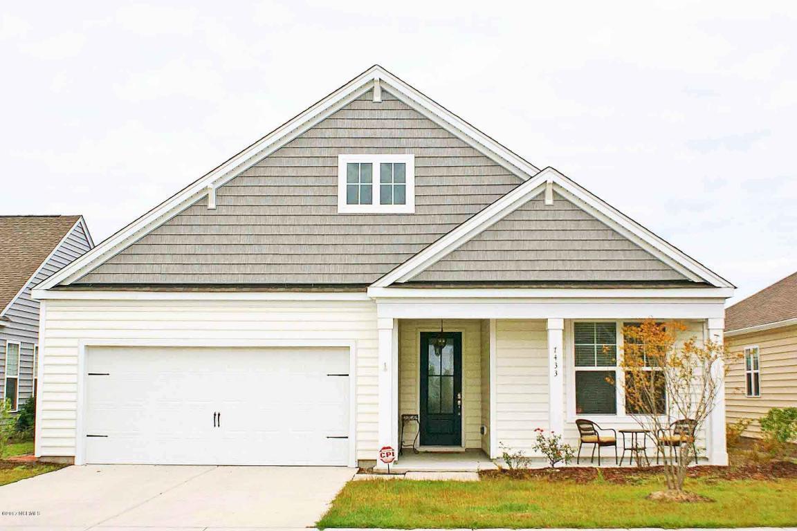 7433 Chipley Drive, Wilmington, NC 28411 (MLS #100033404) :: Century 21 Sweyer & Associates