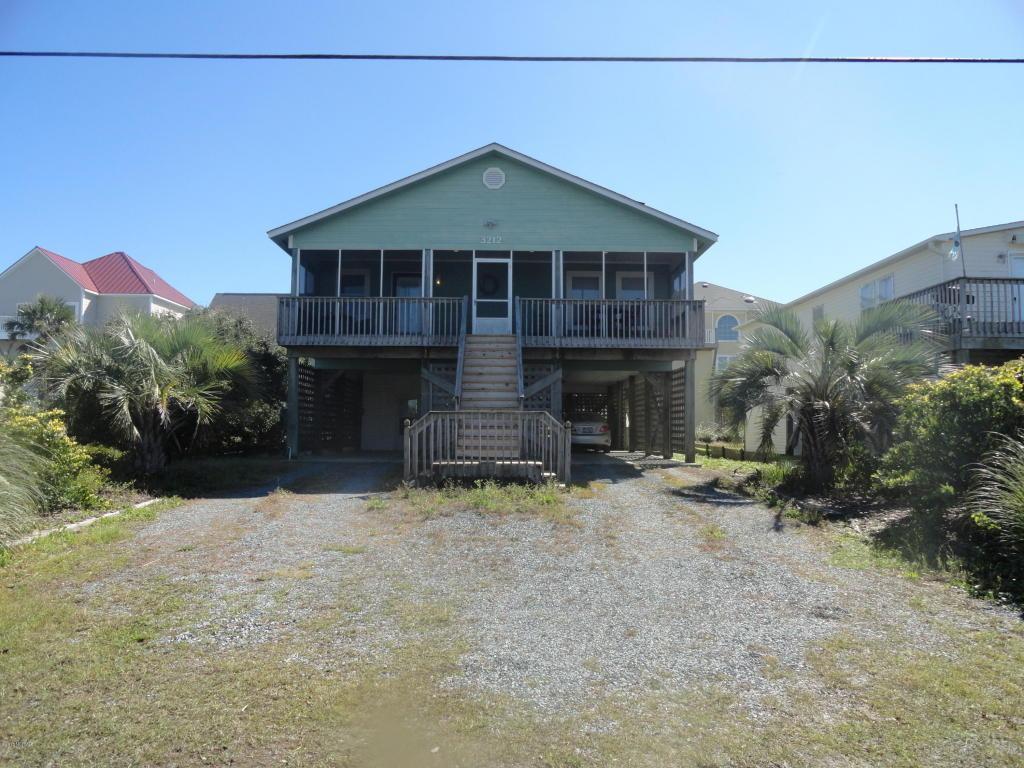 3212 Island Drive, North Topsail Beach, NC 28460 (MLS #100033448) :: Century 21 Sweyer & Associates
