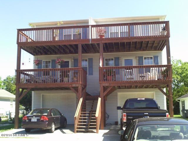 510 Spartanburg Avenue B, Carolina Beach, NC 28428 (MLS #100033462) :: Century 21 Sweyer & Associates