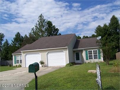 117 Gooding Drive, Havelock, NC 28532 (MLS #100033475) :: Century 21 Sweyer & Associates