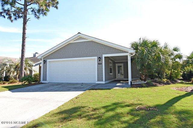 904 Royal Bonnet Drive, Wilmington, NC 28405 (MLS #100033573) :: Century 21 Sweyer & Associates