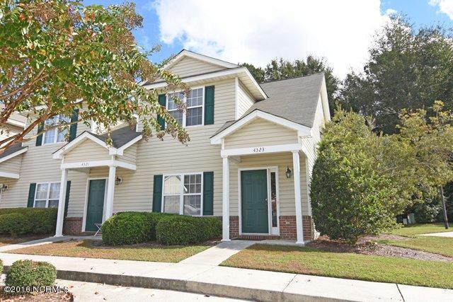 4323 Reed Court, Wilmington, NC 28405 (MLS #100033576) :: Century 21 Sweyer & Associates