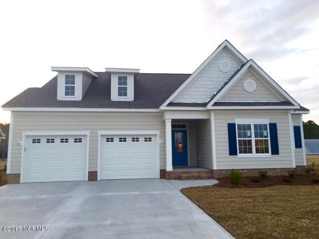 1723 Olde Farm Road, Morehead City, NC 28557 (MLS #100033583) :: Century 21 Sweyer & Associates