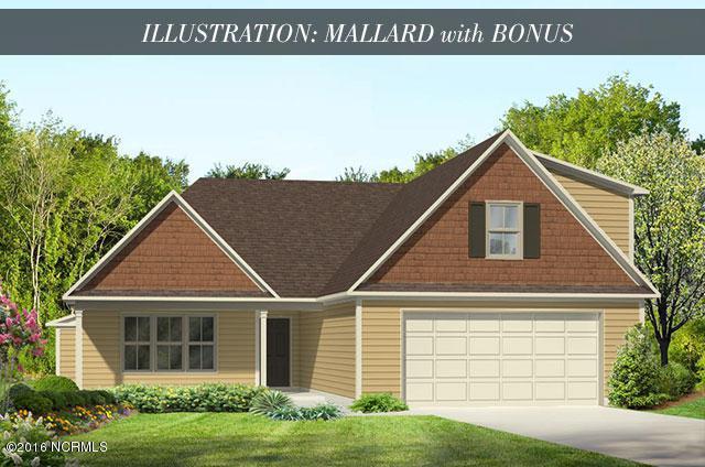 2369 Cottagefield Lane, Leland, NC 28451 (MLS #100033762) :: Century 21 Sweyer & Associates