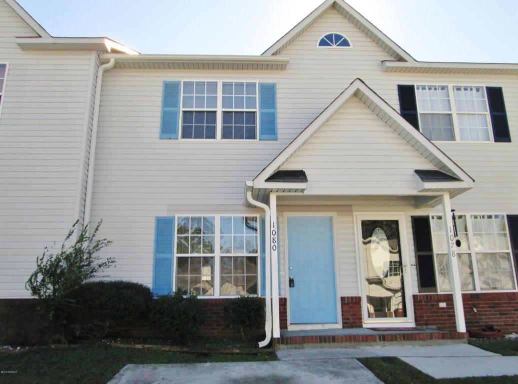 1080 W Pueblo Drive, Jacksonville, NC 28546 (MLS #100033855) :: Century 21 Sweyer & Associates