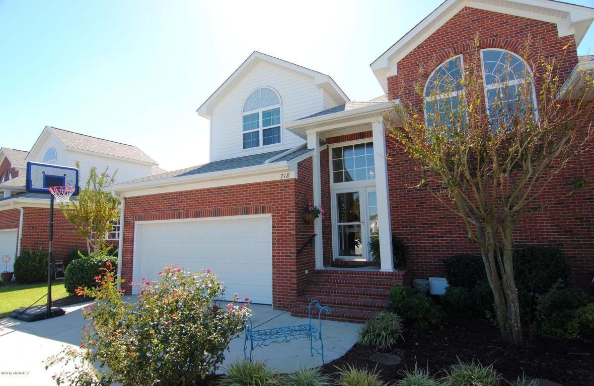 718 Tiara Drive, Wilmington, NC 28412 (MLS #100033870) :: Century 21 Sweyer & Associates