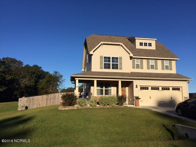 103 Sterncrest Drive, Stella, NC 28582 (MLS #100035605) :: Century 21 Sweyer & Associates