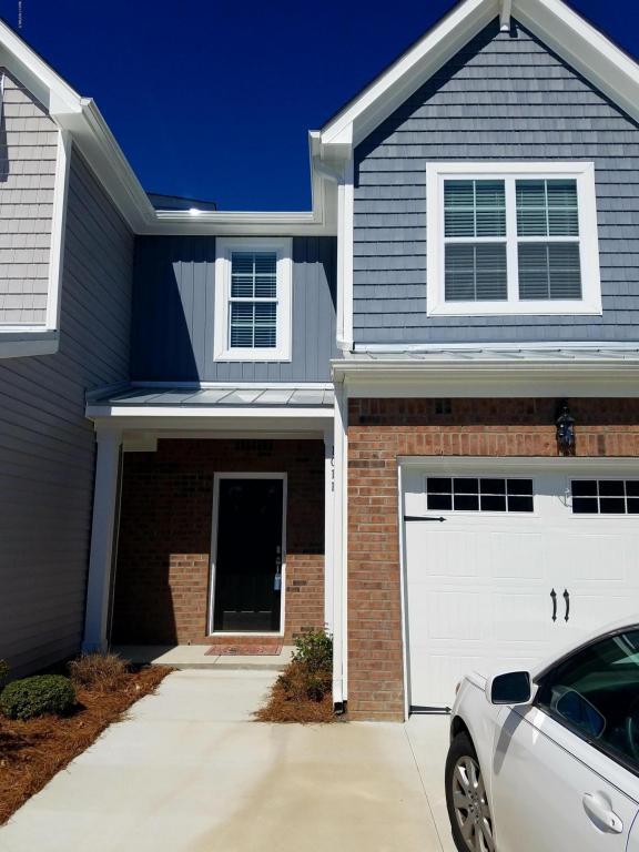 1011 Summer Woods Drive, Wilmington, NC 28412 (MLS #100041077) :: Century 21 Sweyer & Associates