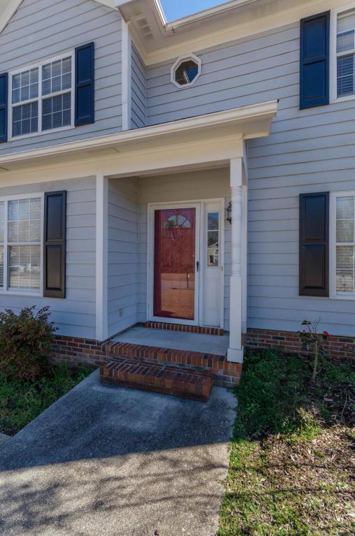 196 Audubon Drive, Jacksonville, NC 28546 (MLS #100042395) :: Century 21 Sweyer & Associates
