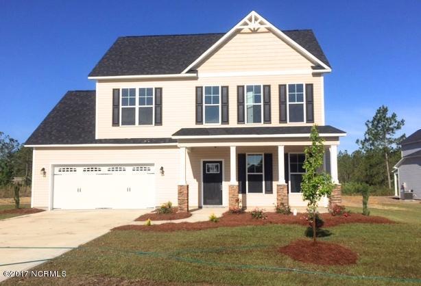 605 Winfall Drive, Holly Ridge, NC 28445 (MLS #100046850) :: Century 21 Sweyer & Associates