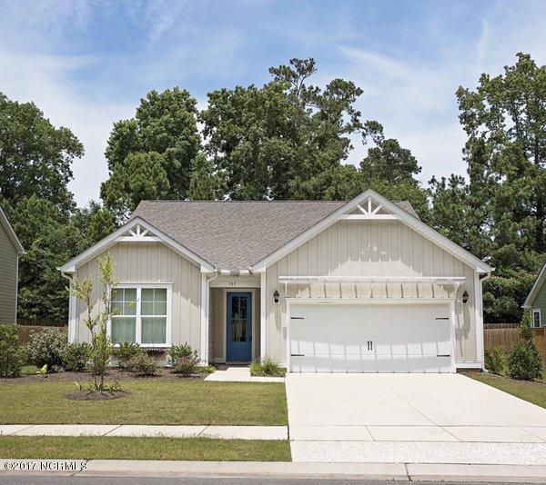 137 Overlook Drive, Wilmington, NC 28411 (MLS #100050929) :: Century 21 Sweyer & Associates