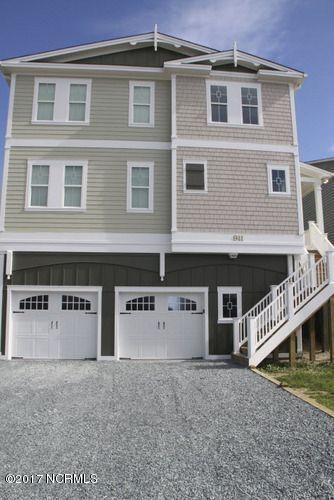 911 Ocean Boulevard W, Holden Beach, NC 28462 (MLS #100054430) :: Century 21 Sweyer & Associates