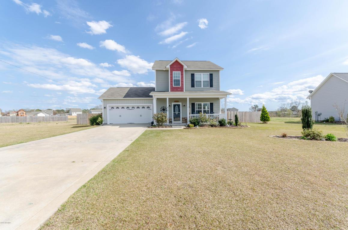 419 Fawn Meadow Drive, Richlands, NC 28574 (MLS #100056022) :: Courtney Carter Homes