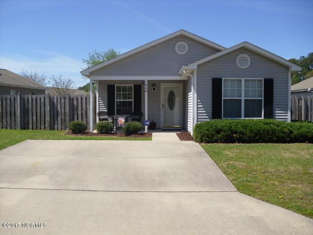 1408 Westpointe Drive, Greenville, NC 27834 (MLS #100056032) :: Century 21 Sweyer & Associates