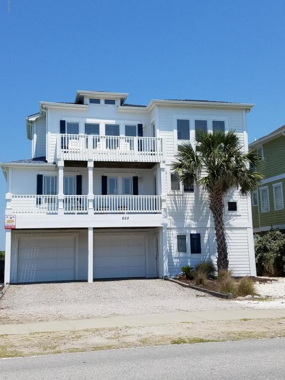 652 Ocean Boulevard W, Holden Beach, NC 28462 (MLS #100056506) :: Century 21 Sweyer & Associates