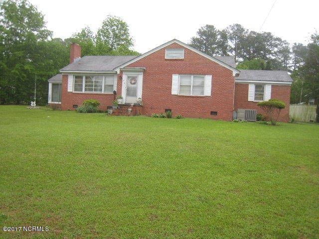 316 Lillian Road W, Wilson, NC 27893 (MLS #100058569) :: Century 21 Sweyer & Associates