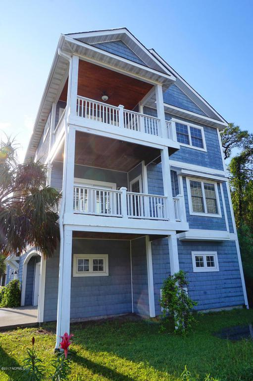 303 Greenville Avenue #2, Carolina Beach, NC 28428 (MLS #100059362) :: Century 21 Sweyer & Associates