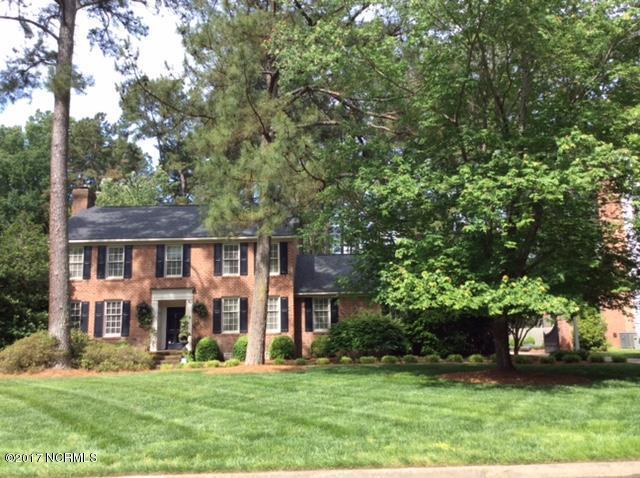 2103 Hermitage Road NW, Wilson, NC 27896 (MLS #100061326) :: Century 21 Sweyer & Associates