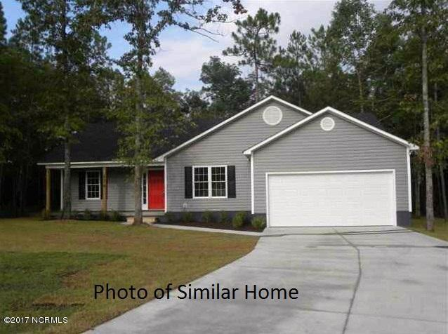 105 Buckskin Drive, Pollocksville, NC 28573 (MLS #100061850) :: Century 21 Sweyer & Associates