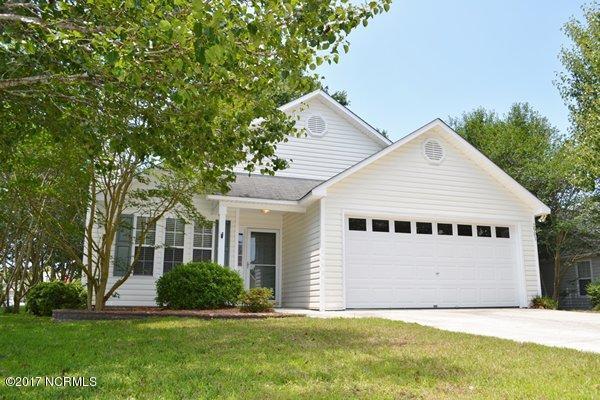 2901 Miranda Court, Wilmington, NC 28405 (MLS #100062845) :: Century 21 Sweyer & Associates