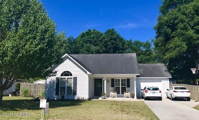 6600 Lipscomb Drive, Wilmington, NC 28412 (MLS #100064686) :: Century 21 Sweyer & Associates