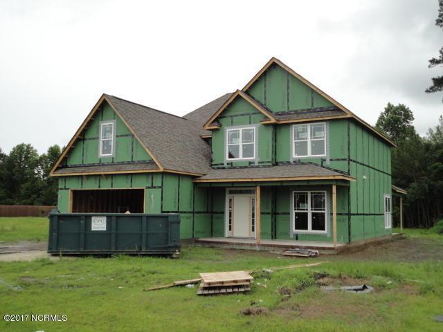 528 Park Meadows Drive, Newport, NC 28570 (MLS #100065265) :: Century 21 Sweyer & Associates