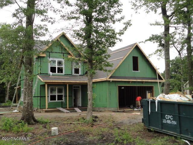 506 Park Meadows Drive, Newport, NC 28570 (MLS #100065278) :: Century 21 Sweyer & Associates
