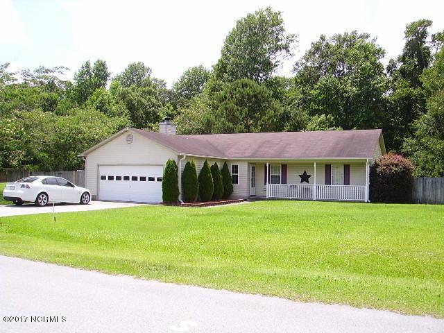 114 Wigeon Road, Jacksonville, NC 28540 (MLS #100068155) :: Century 21 Sweyer & Associates