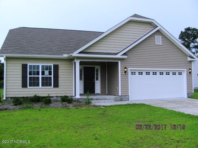 105 Trellis Lane, Vanceboro, NC 28586 (MLS #100069093) :: Century 21 Sweyer & Associates