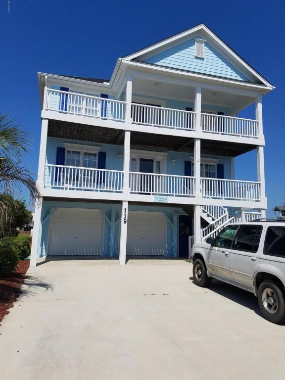 119 Halstead Street, Holden Beach, NC 28462 (MLS #100071546) :: Century 21 Sweyer & Associates