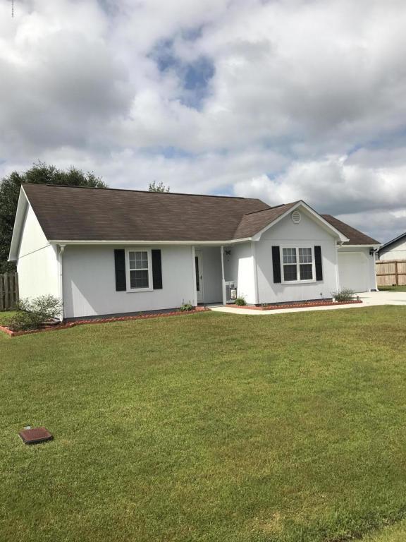 106 Foxlair Drive, Hubert, NC 28539 (MLS #100082979) :: Century 21 Sweyer & Associates