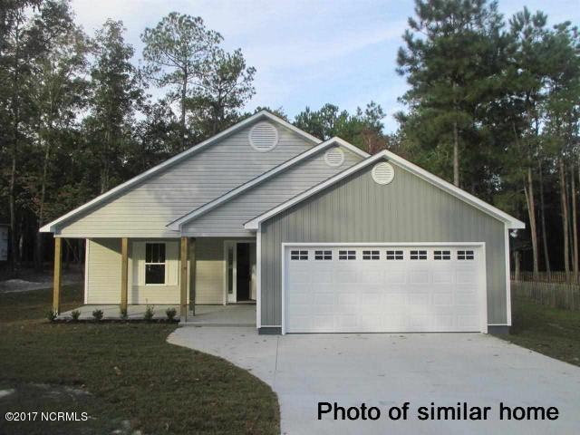 107 Buckskin Drive, Pollocksville, NC 28573 (MLS #100084883) :: Century 21 Sweyer & Associates