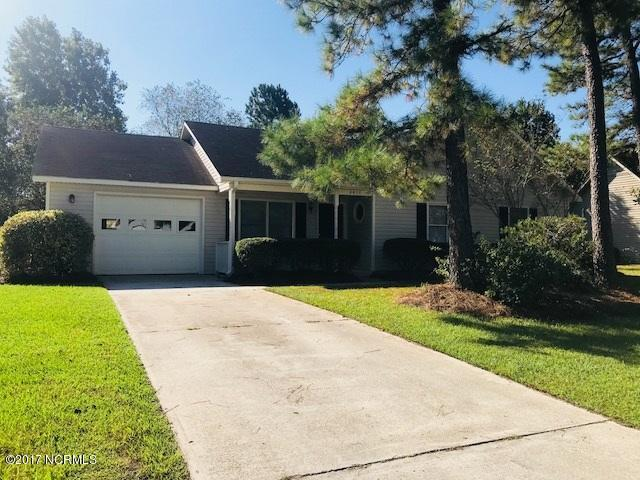 4416 Bridgeport Drive, Wilmington, NC 28405 (MLS #100084983) :: Century 21 Sweyer & Associates