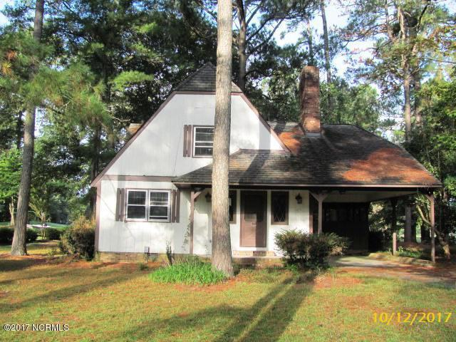 128 Fairway Drive, Washington, NC 27889 (MLS #100085099) :: The Pistol Tingen Team- Berkshire Hathaway HomeServices Prime Properties
