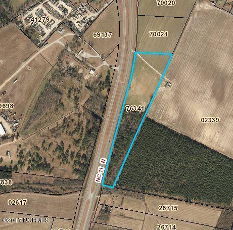 5196 Nc-11, Bethel, NC 27812 (MLS #100085387) :: The Pistol Tingen Team- Berkshire Hathaway HomeServices Prime Properties