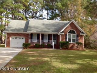 4453 William Louis Drive, Wilmington, NC 28405 (MLS #100089595) :: Courtney Carter Homes