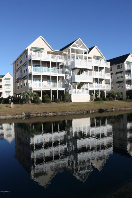 183 Via Old Sound Boulevard C, Ocean Isle Beach, NC 28469 (MLS #100093353) :: David Cummings Real Estate Team