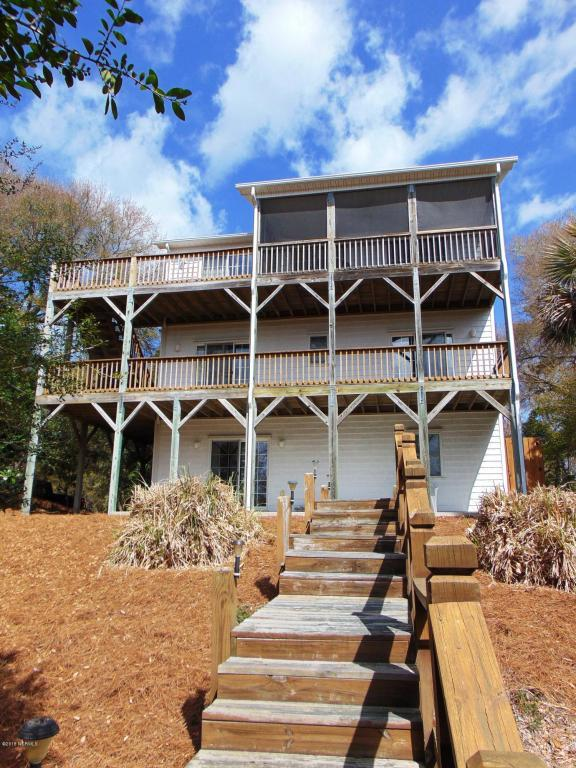7323 Archers Creek Drive, Emerald Isle, NC 28594 (MLS #100093568) :: Century 21 Sweyer & Associates