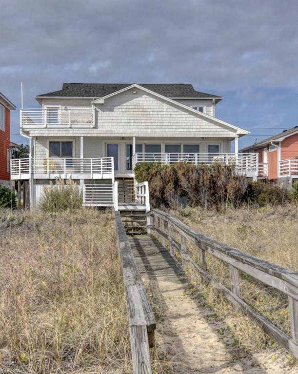 621 Fort Fisher Boulevard S, Kure Beach, NC 28449 (MLS #100094277) :: Century 21 Sweyer & Associates