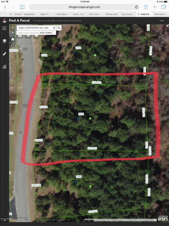 2008 Corporate Drive, Wilmington, NC 28405 (MLS #100096981) :: RE/MAX Essential
