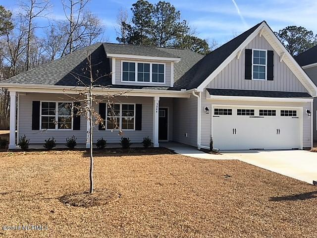 3844 Smooth Water Drive, Wilmington, NC 28405 (MLS #100097761) :: The Keith Beatty Team