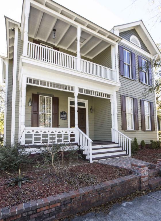 520 Princess Street, Wilmington, NC 28401 (MLS #100099236) :: RE/MAX Essential