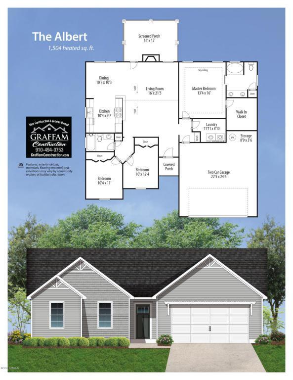 408 Gavins Run, Sneads Ferry, NC 28460 (MLS #100099616) :: Century 21 Sweyer & Associates