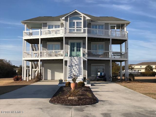 105 Mary Catherine Court, Cedar Point, NC 28584 (MLS #100100260) :: Century 21 Sweyer & Associates