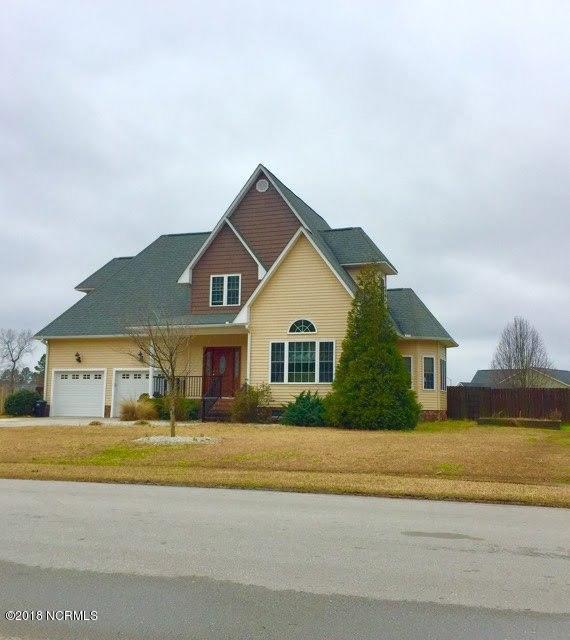 163 Laura Drive, New Bern, NC 28562 (MLS #100100914) :: The Oceanaire Realty